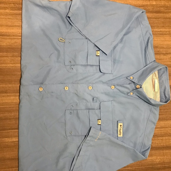 Columbia Other - Columbia PFG Shirt
